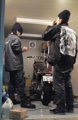 TM修理9