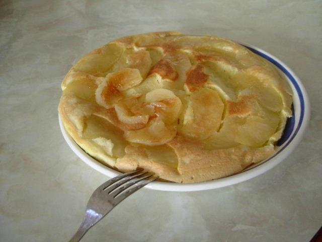 アップルホットケーキ