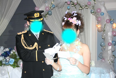 Kenichi wedding 228