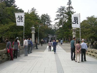 09091005上杉神社 (3)