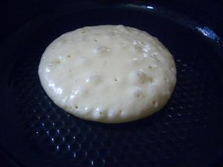 ホットケーキ1