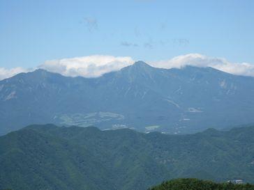初秋の八ヶ岳