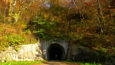 乙見山トンネル