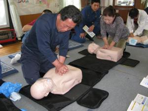 2010-05-09普通救命講習2