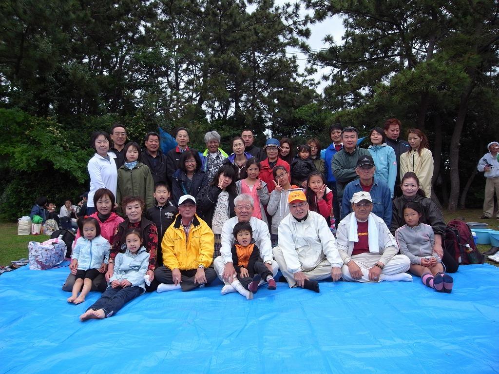 20100530親子潮干狩り③