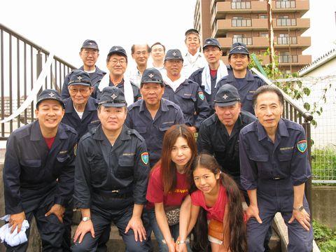 2010年6月27日防災リーダー