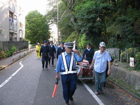 20100829防災訓練①