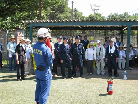 20100829防災訓練③