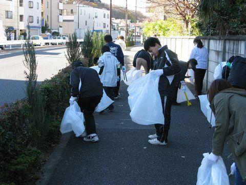 2010/12/04板橋クリーン作戦A