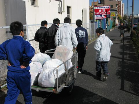2010/12/04板橋クリーン作戦B