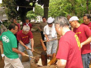 20100613小豆澤神社中祭