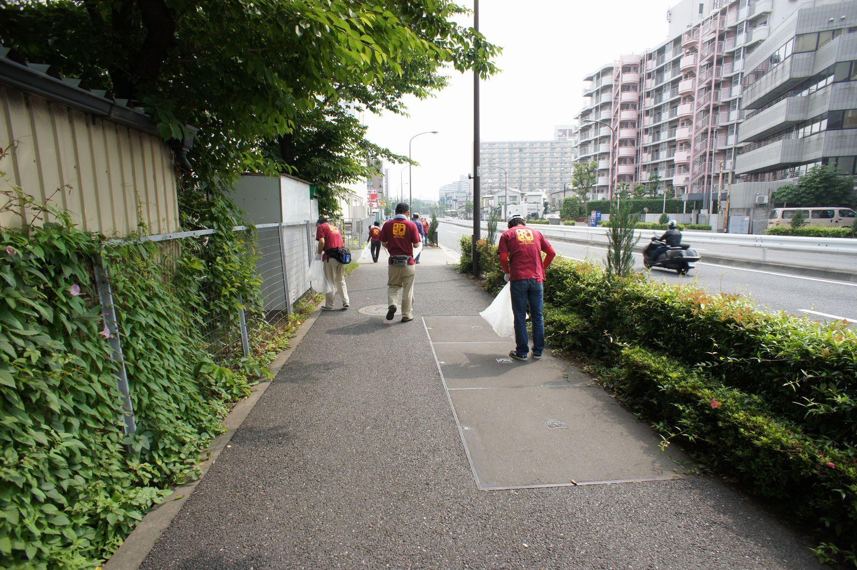 2011-06-05板橋クリーン作戦2