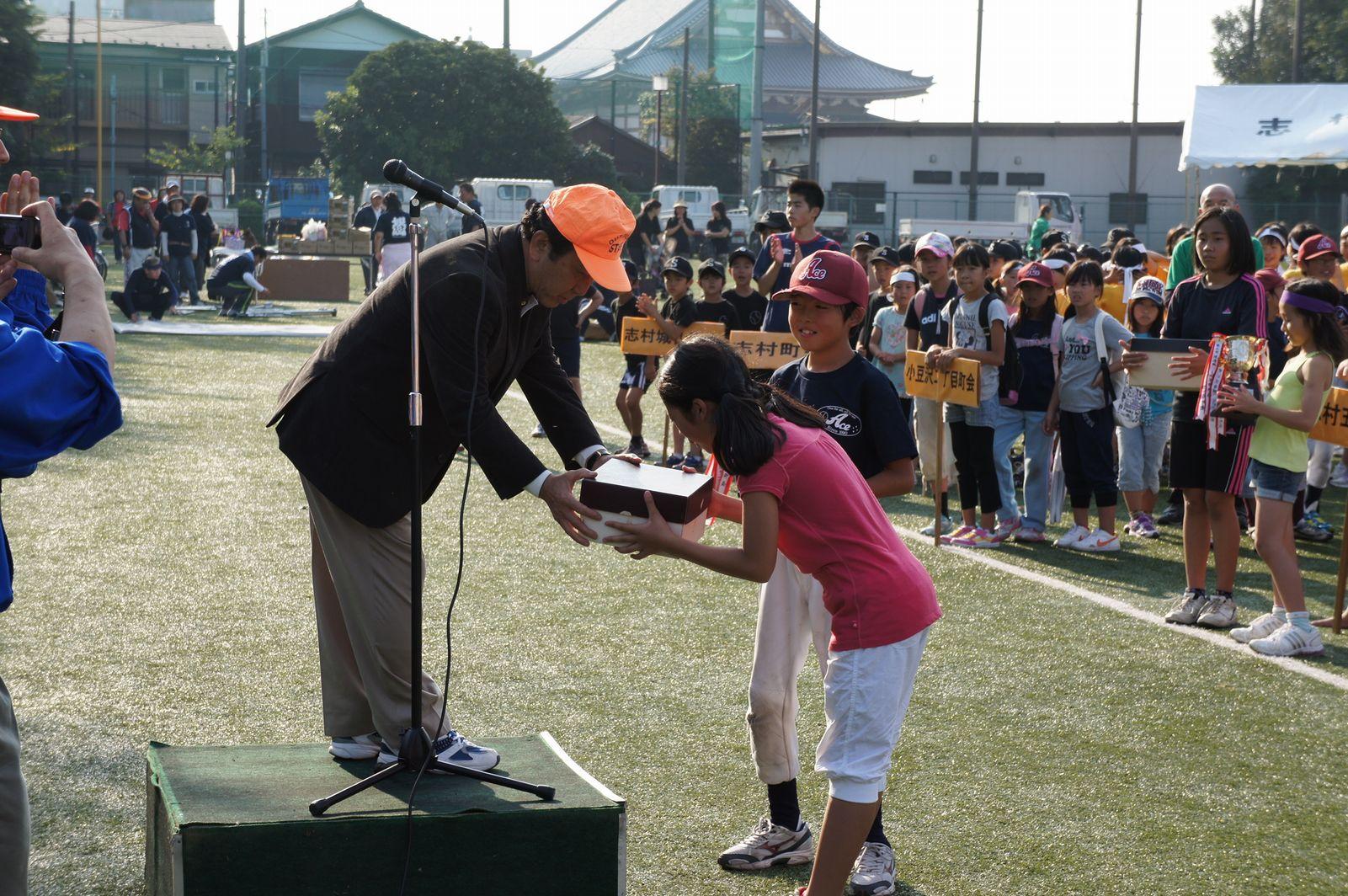 志村坂上地区スポーツ大会2