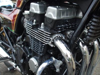 CBエンジン