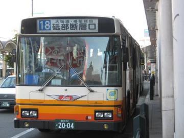伊予鉄バスは日野車100%