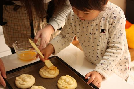 親子パン教室331-2