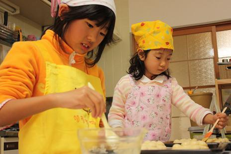 子供パン教室2