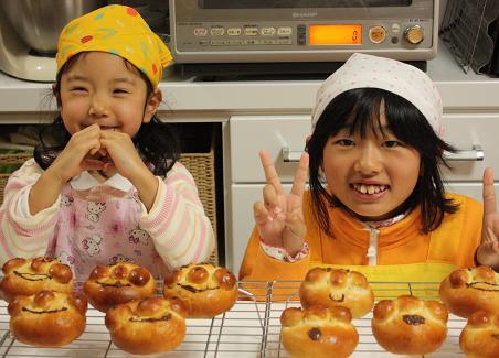 子供パン教室3