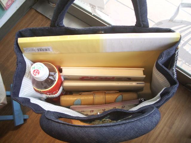mimosa bag 2010SS009