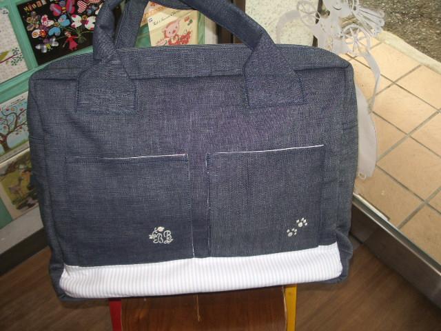 paris poodle bag 001
