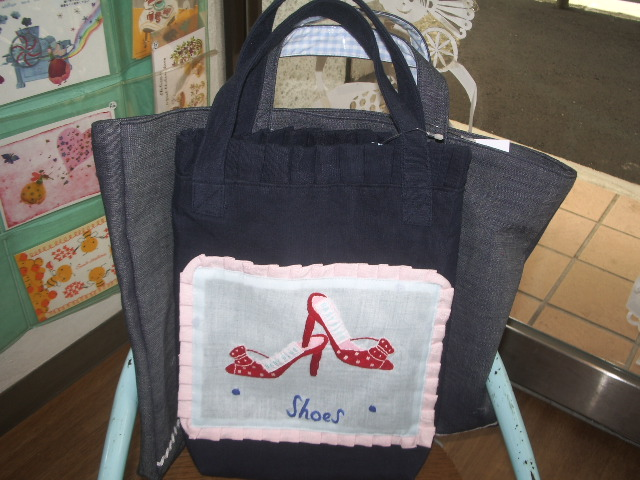 shoes tote 003