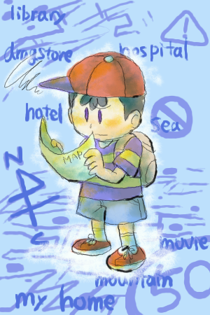 マップ>記憶