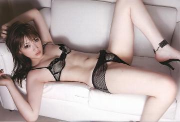 赤井沙希貧乳画像