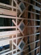 玄関ガラスブロック