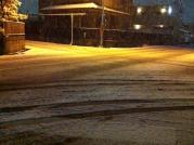 20110214_夕方の積雪3