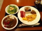 20110216_ホテルの朝食バイキング