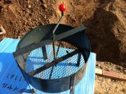 回転式用土分別器1