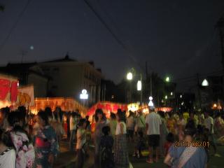 天王祭り屋台