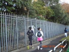 上野近辺のジョギングコース