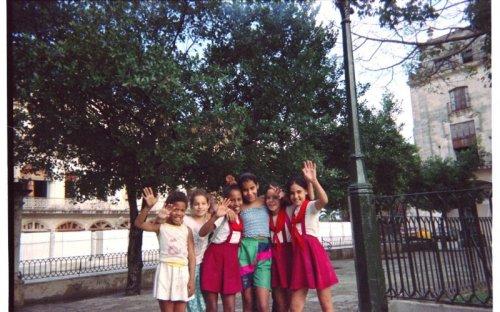 キューバの子どもたち 2