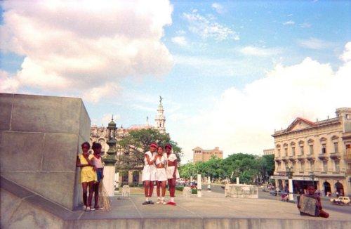 キューバの子どもたち 1