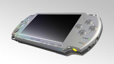 PSP 3DCG