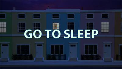 えいごであそぼ「GO TO SLEEP」 - スタジオビンゴ・公式ブログ