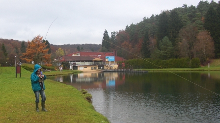 Lac de Rabais 38cm Male