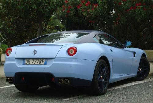 フェラーリ・599