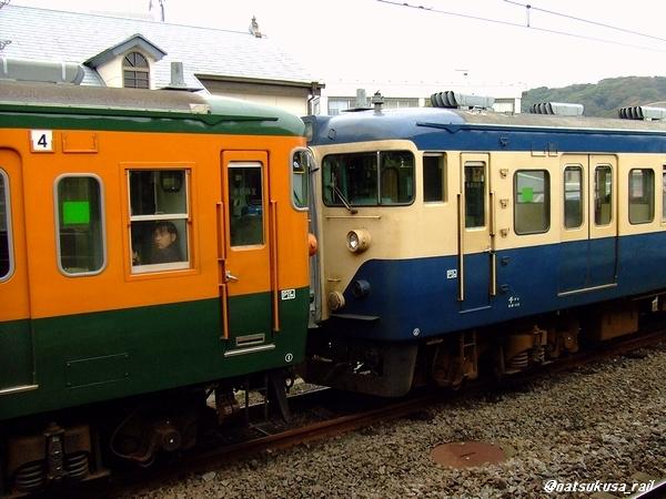 113系記念列車②