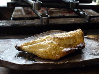 つぼ鯛の干物。