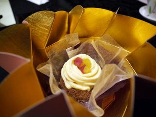 お誕生日ケーキ。