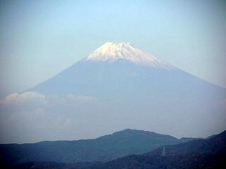 富士山だよ。