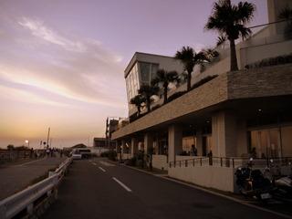 サザンビーチカフェ。