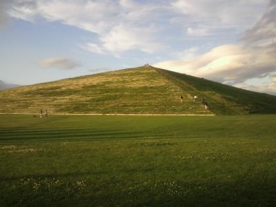 小さい方の山