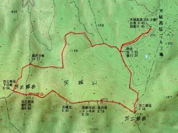 amagisan map