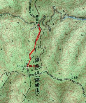 jinbasan map