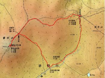 tatesinayama map