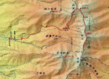yokodake ioudake map