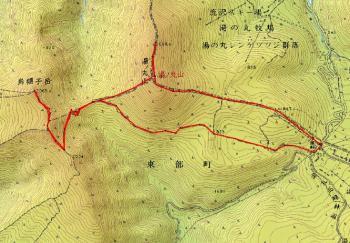 yunomaruyama map